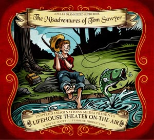 tom sawyer audio drama